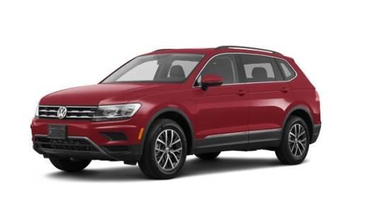 2021 Volkswagen Tiguan SE for sale in Bronx, NY