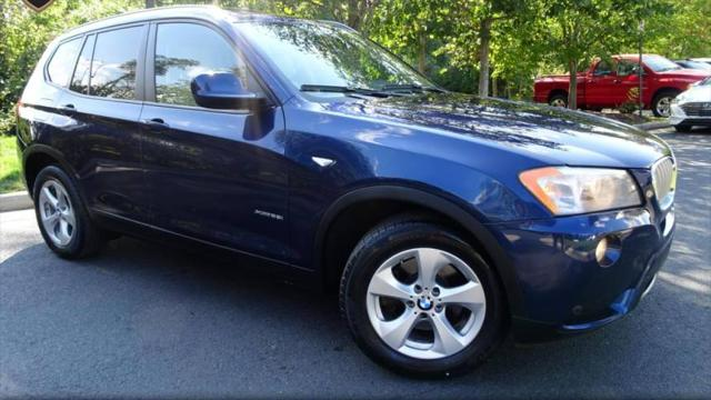 2011 BMW X3 28i for sale in Chantilly, VA