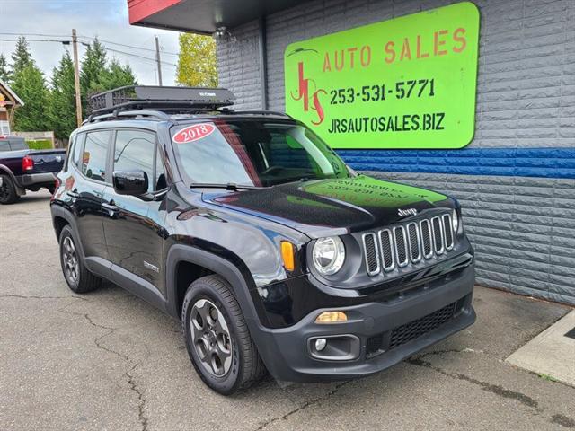 2018 Jeep Renegade Latitude for sale in Tacoma, WA