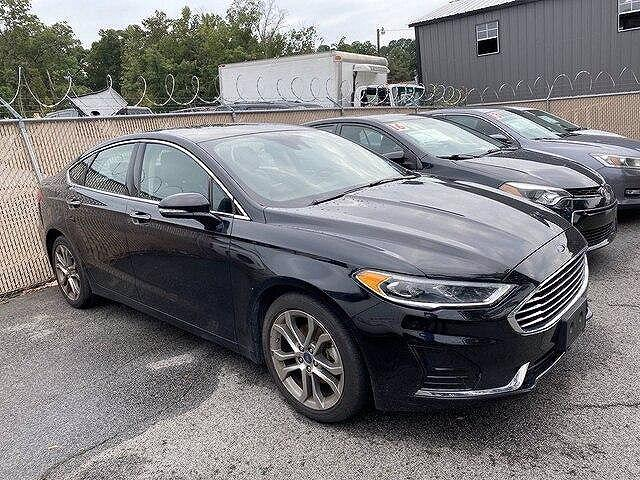 2019 Ford Fusion SEL for sale in Durham, NC