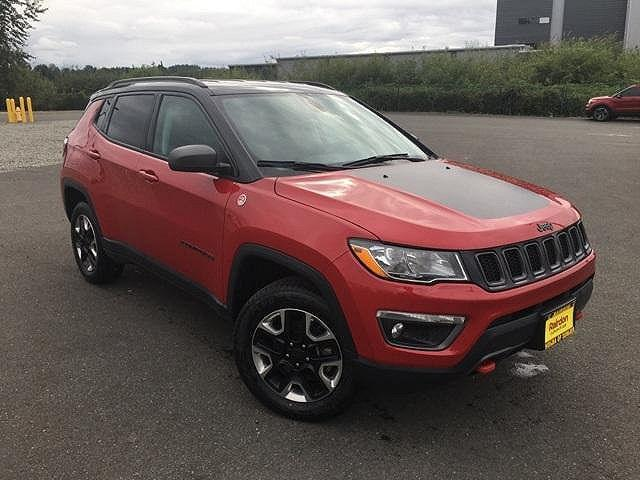 2018 Jeep Compass Trailhawk for sale in Sumner, WA