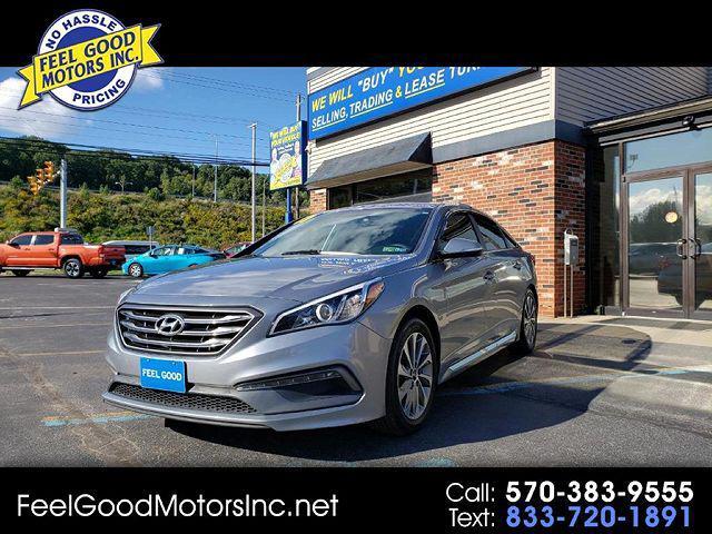 2017 Hyundai Sonata Sport for sale in Dickson City, PA