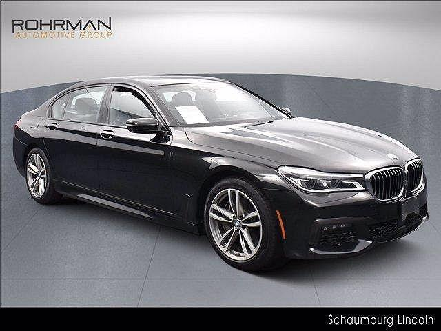 2019 BMW 7 Series 750i xDrive for sale in Schaumburg, IL