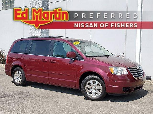 2008 Chrysler Town & Country Touring for sale in Fishers, IN