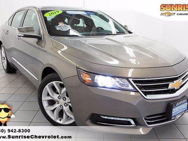 2019 Chevrolet Impala Premier for sale in Glendale Heights, IL