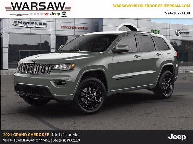 2021 Jeep Grand Cherokee Laredo X for sale in Warsaw, IN