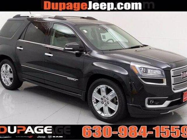2014 GMC Acadia Denali for sale in Glendale Heights, IL
