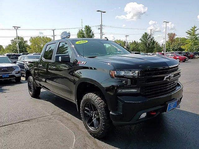 2020 Chevrolet Silverado 1500 LT Trail Boss for sale in Lake Villa, IL