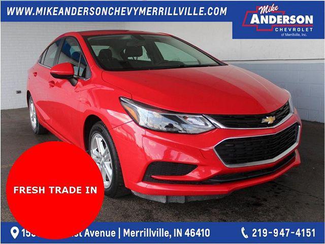 2017 Chevrolet Cruze LT for sale in Merrillville, IN