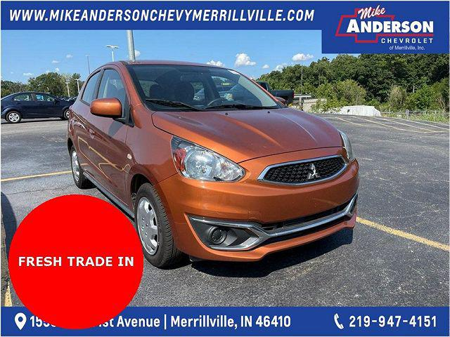 2018 Mitsubishi Mirage ES for sale in Merrillville, IN