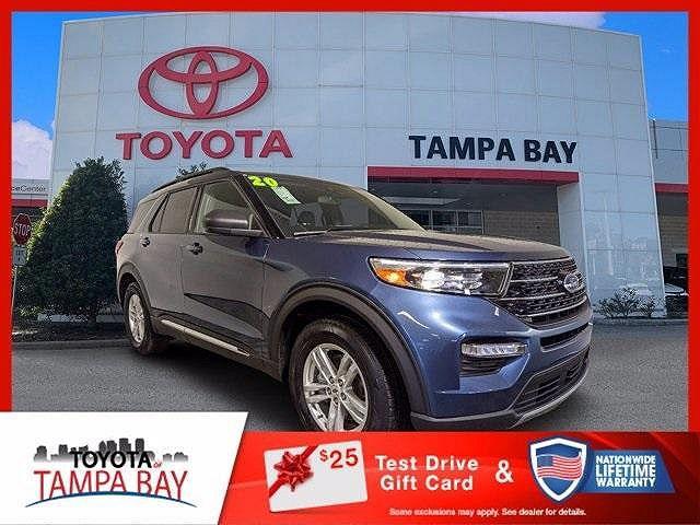 2020 Ford Explorer XLT for sale in Tampa, FL