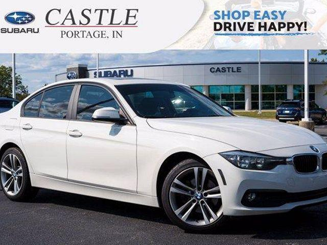 2017 BMW 3 Series 320i xDrive for sale in Portage, IN