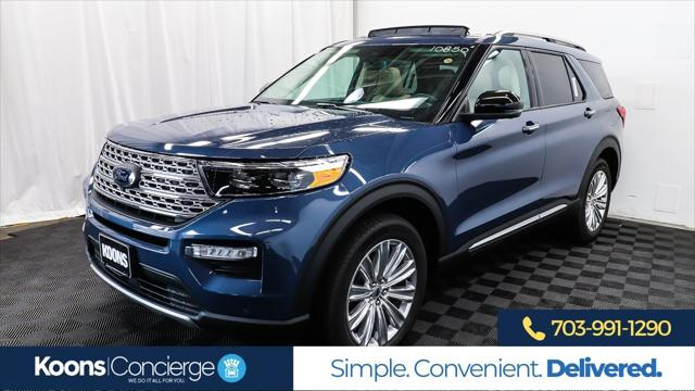 2021 Ford Explorer Limited for sale in Sterling, VA