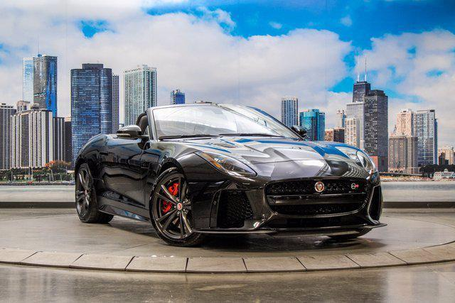 2017 Jaguar F-TYPE SVR for sale in Lake Bluff, IL