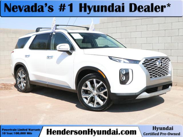 2021 Hyundai Palisade SEL for sale in HENDERSON, NV