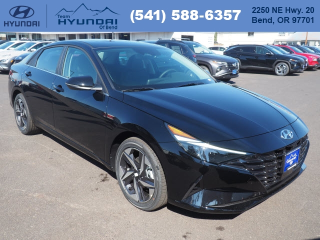 2022 Hyundai Elantra Hybrid LIMITED DCT for sale in Bend, OR