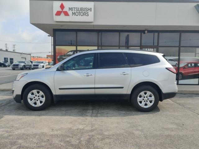 2017 Chevrolet Traverse LS for sale in YORK, PA
