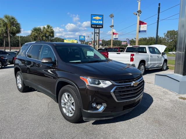 2018 Chevrolet Traverse LT Cloth for sale in PENSACOLA, FL