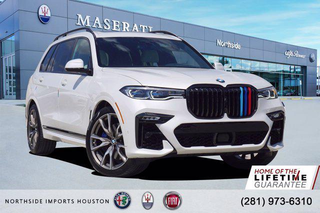 2020 BMW X7 M50i for sale in Houston, TX