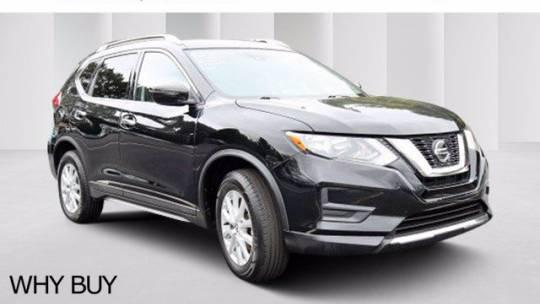 2019 Nissan Rogue SV for sale in Huntsville, AL