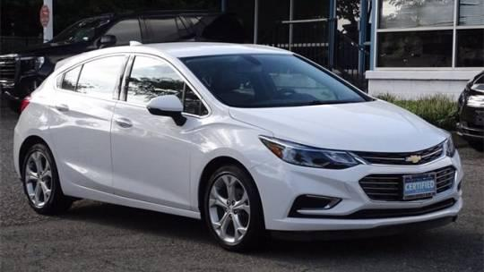 2017 Chevrolet Cruze Premier for sale in Alexandria, VA