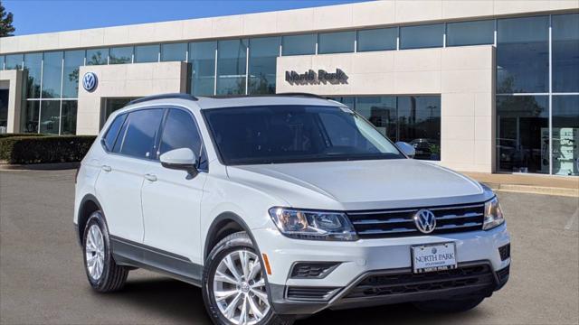 2019 Volkswagen Tiguan SE for sale in San Antonio, TX