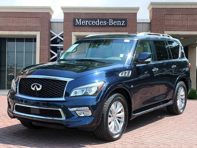 2017 INFINITI QX80 Unknown for sale in Pineville, NC