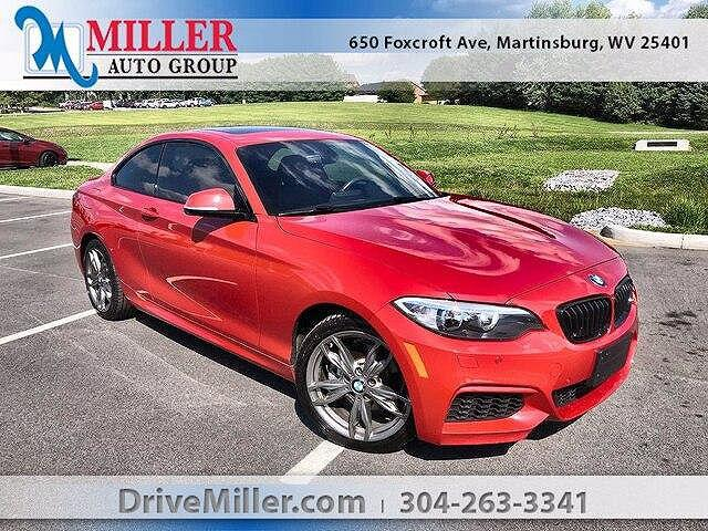 2016 BMW 2 Series 228i xDrive for sale in Martinsburg, WV