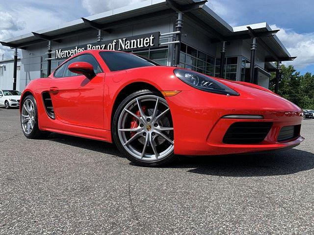 2017 Porsche 718 Cayman S for sale in Nanuet, NY