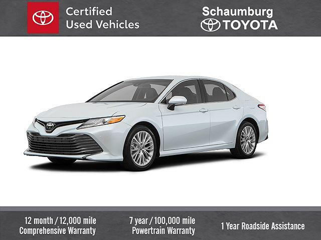 2019 Toyota Camry XLE for sale in Schaumburg, IL