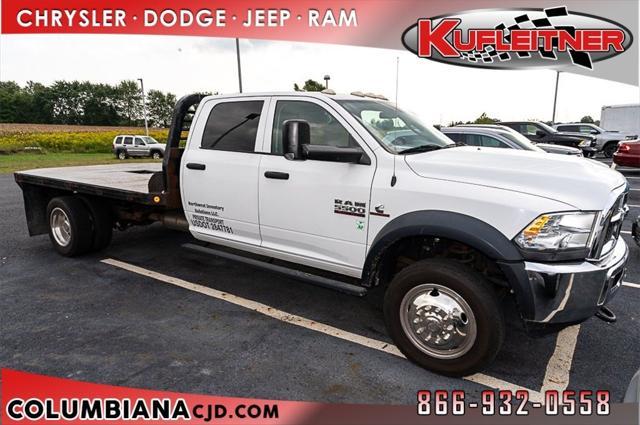 2015 Ram 5500 Tradesman for sale in Columbiana, OH