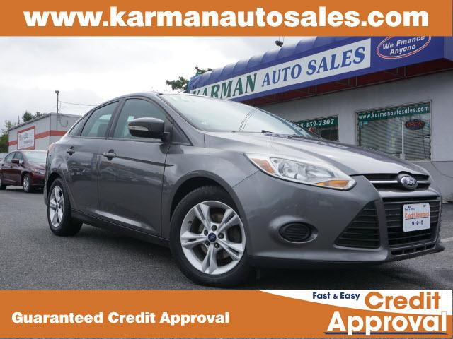 2014 Ford Focus SE for sale in Lowell, MA