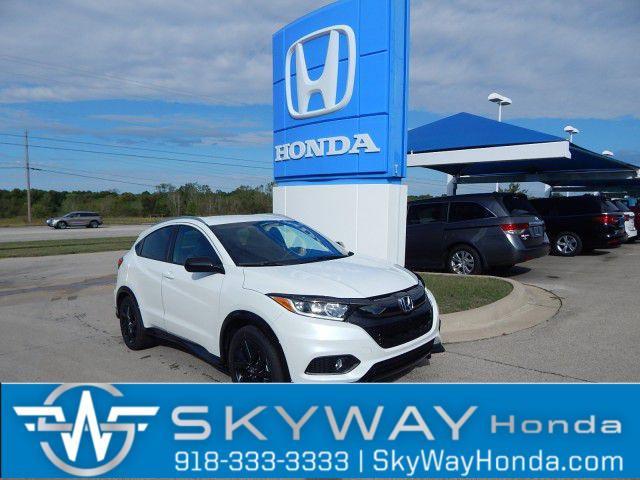 2022 Honda HR-V Sport for sale in Bartlesville, OK