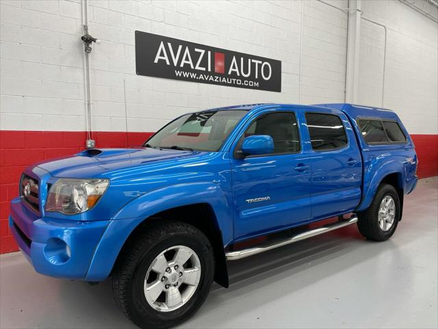 2009 Toyota Tacoma V6 4x4 4dr Double Cab 5.0 ft. SB 5A for sale in Gaithersburg, MD