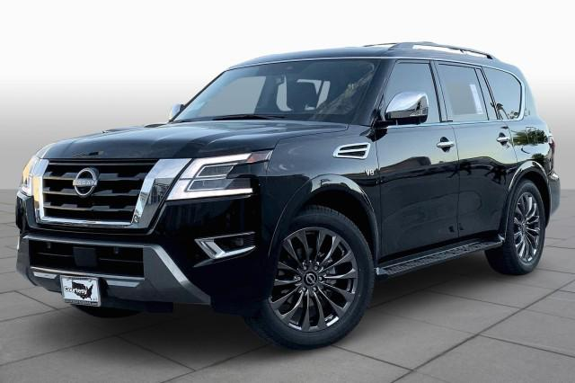2022 Nissan Armada Platinum for sale in Richardson, TX