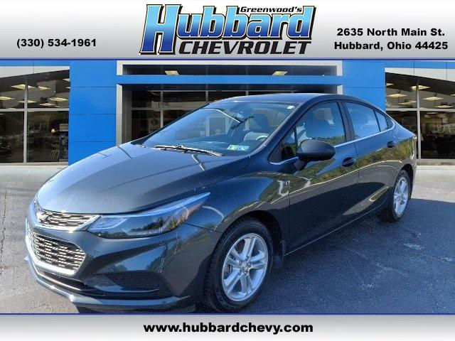 2017 Chevrolet Cruze LT for sale in Hubbard, OH