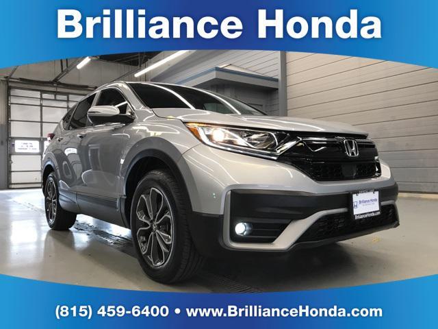 2020 Honda CR-V EX for sale in Crystal Lake, IL