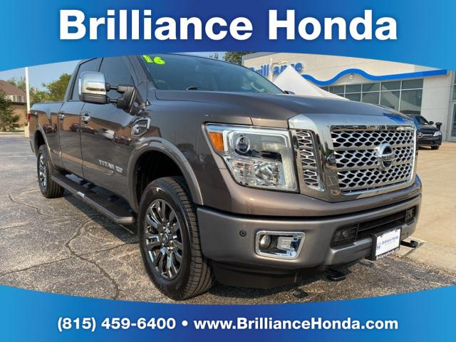 2016 Nissan Titan XD Platinum Reserve for sale in Crystal Lake, IL