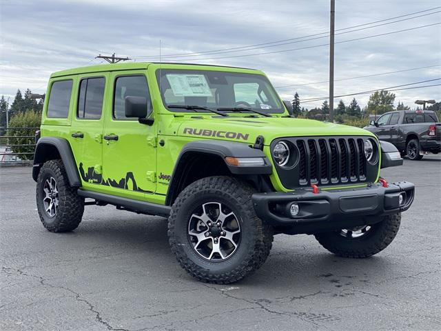 2021 Jeep Wrangler Unlimited Rubicon for sale in Tacoma, WA