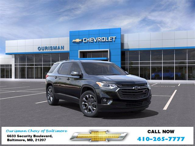2021 Chevrolet Traverse RS for sale in Baltimore, MD
