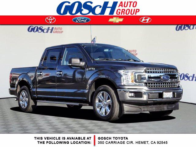 2018 Ford F-150 XLT for sale in Hemet, CA