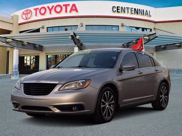 2013 Chrysler 200 Limited for sale in Las Vegas, NV