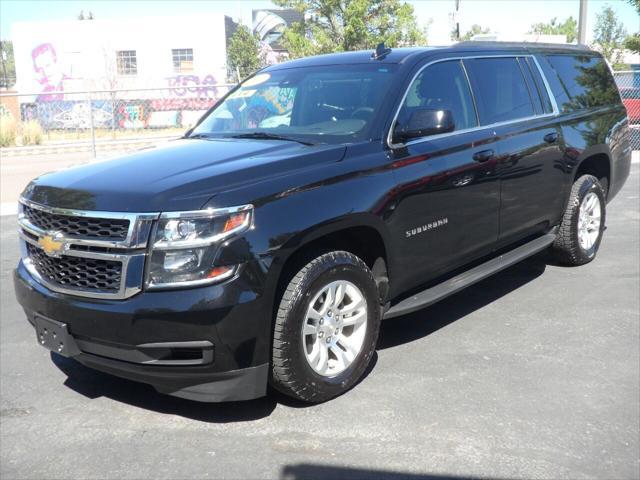 2017 Chevrolet Suburban LT for sale in Colorado Springs, CO