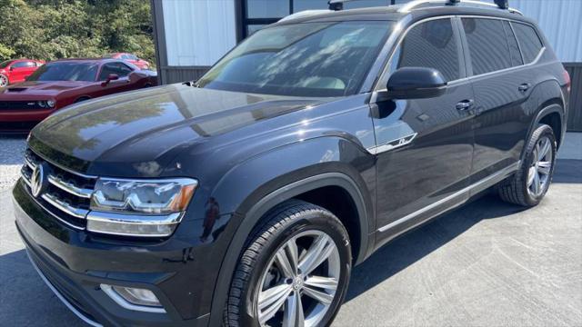 2019 Volkswagen Atlas 3.6L V6 SE w/Technology R-Line for sale in Benton, MO