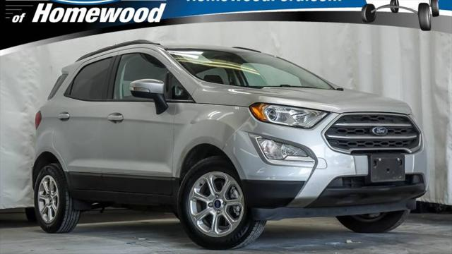 2018 Ford EcoSport SE for sale in Homewood, IL