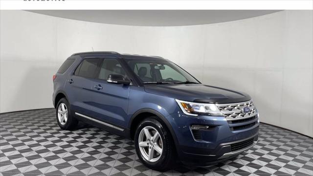 2018 Ford Explorer XLT for sale in Duluth, GA