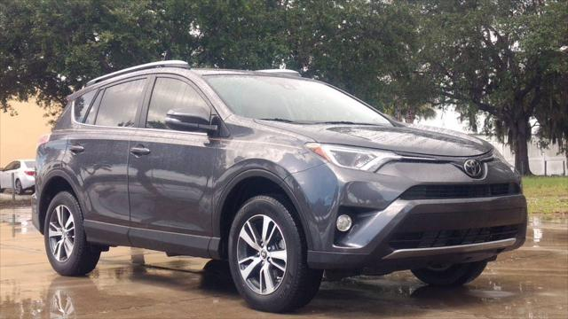 2018 Toyota RAV4 XLE for sale in Venice, FL