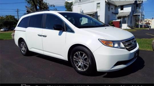 2012 Honda Odyssey EX-L for sale in Mahwah, NJ