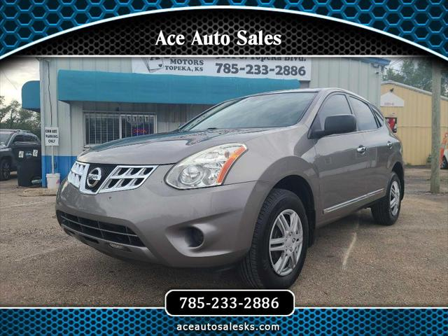 2013 Nissan Rogue S for sale in Topeka, KS