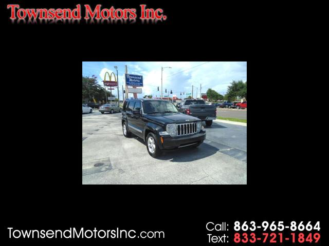 2009 Jeep Liberty Limited for sale in Boulevard, FL